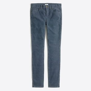 J. Crew Garment Dyed Corduroy in Gray / Blue 24